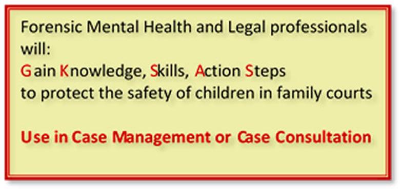 Family Court Training