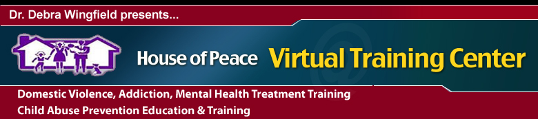 House of Peace Virtual Training Center banner